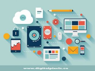 Custom Mobile App Development Services | Digital Pixels