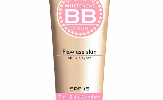Whitening BB Cream- The Vitamin Company