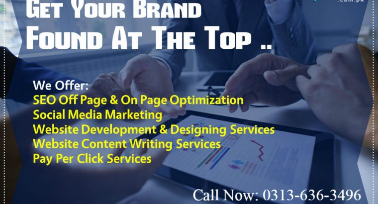 Best on-page Page Optimization – Experts Seo In Pakistan