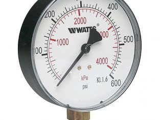 WATER PRESSURE GAUGE, PAKISTAN 03005017050