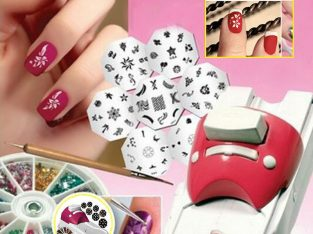 Buy Hollywood Nails – All In One Nail Art System