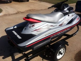 2014 Sea-Doo GTX Limited iS 260 ……..€5300.00 EUR