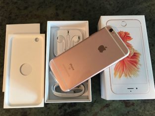 FOR SELL Original Apple Iphone 6s/6s Plus/SamsungS7EDGE:What app:+13109289606