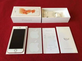 APPLE IPHONE 6S – 64GB – GOLD