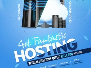 Bumper Discount Offer 40% OFF on unlimited Web Hosting (unlimited domain)