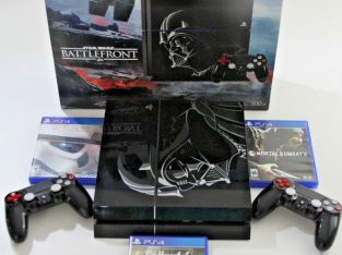 F/S : PLAYSTATION 4 CONSOLE 500GB / APPLE IPHONE 6S & 6S PLUS