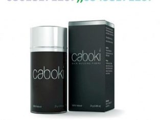 CABOKI HAIR FIBER in Karachi