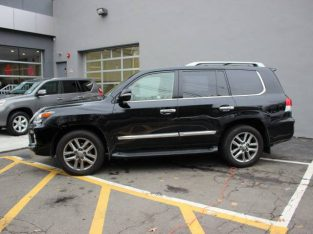 I Want to Sale My Used  2014 lexus Lx 570