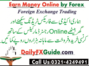 Anyone Want to Earn Money with Forex Trading? Join Us