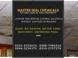 Bathroom leakage and seepage control solution