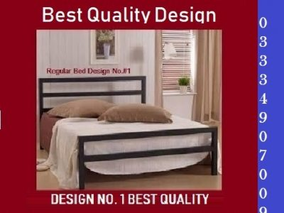 HAROON FURNITURES provides best quality iron beds