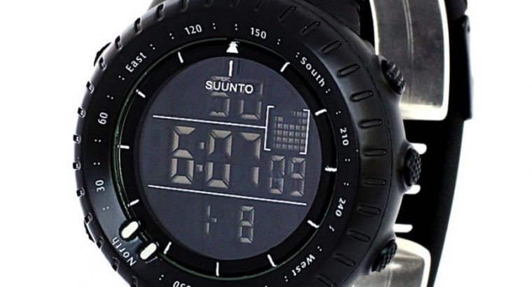 Buy Suunto Core Black Military Watch from BuyOye.p