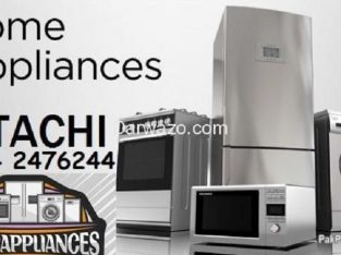 Hitachi Services Center In Karachi 03342476244